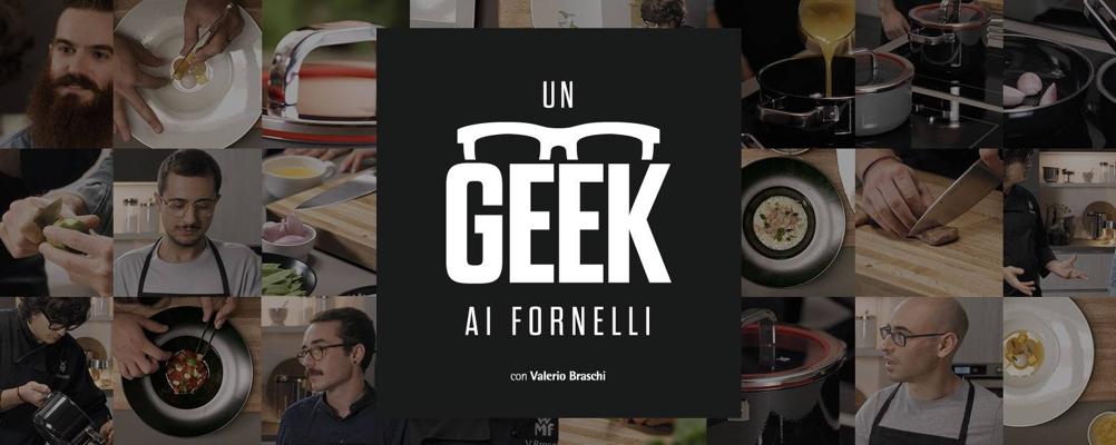 Un geek ai fornelli: quando la tecnologia è la regina della cucina