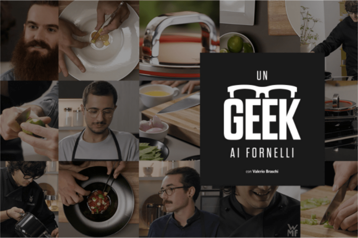 Un Geek ai Fornelli