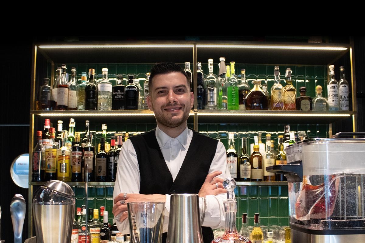 Bartender life: la storia di Gianluca di Giorgio di Lamo Restaurant