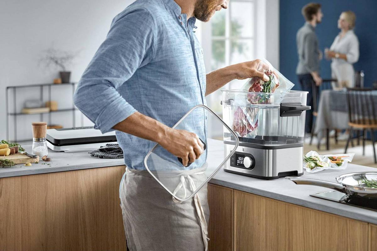 Cuocere sottovuoto: un metodo a bassa temperatura