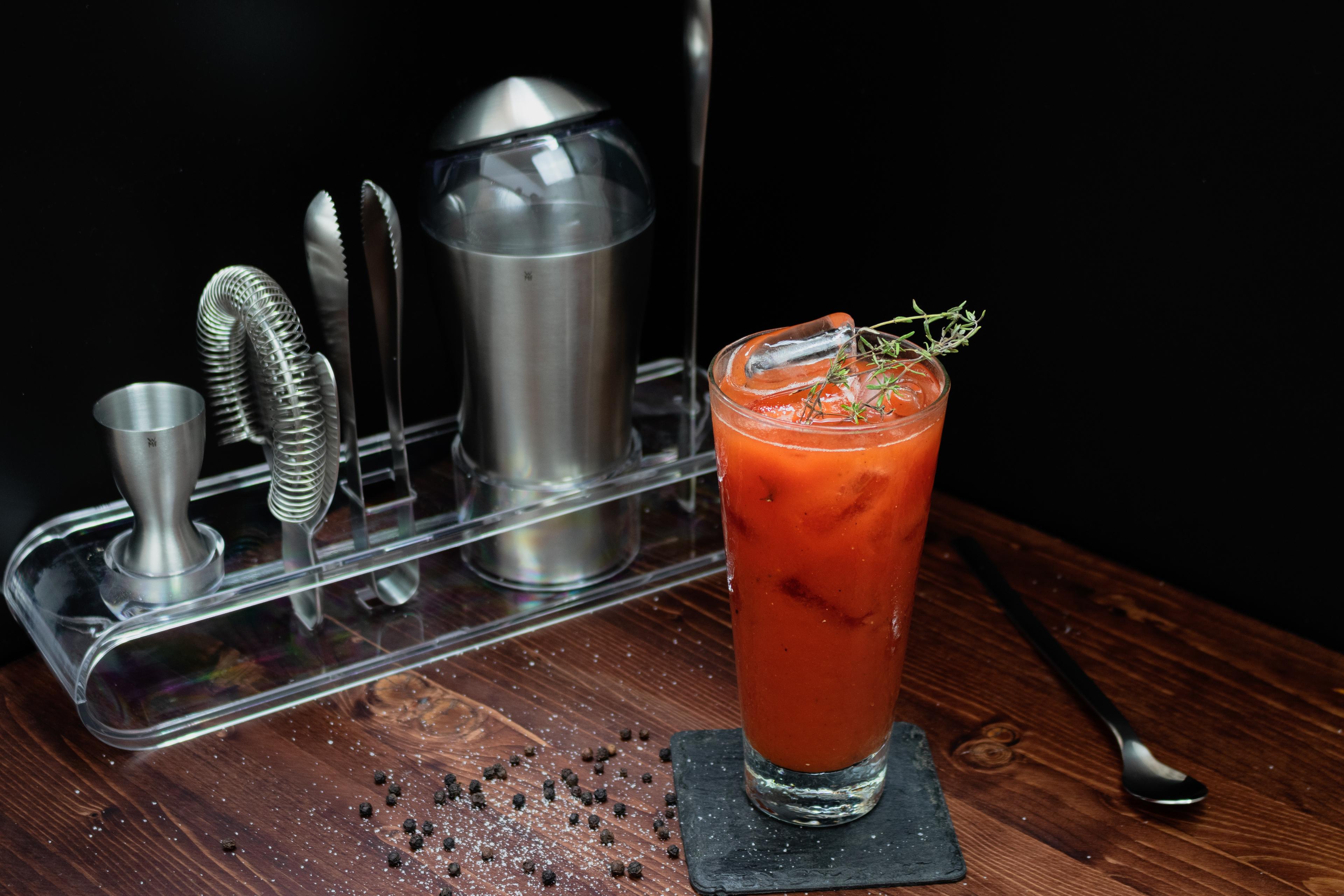 Drink a colazione: il Bloody Mary conquista il brunch