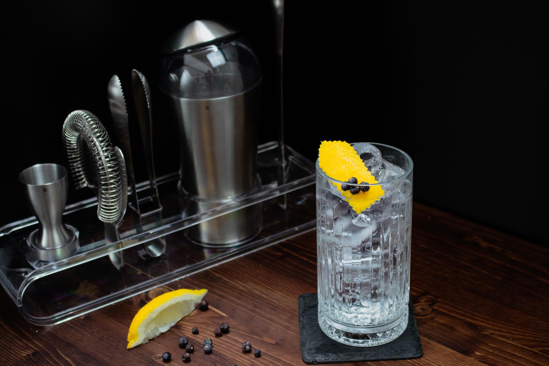 Gin Tonic da sorseggiare a casa: la video ricetta