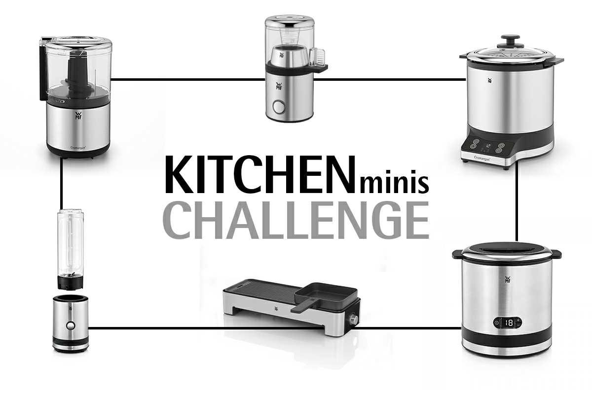 KITCHENminis Challenge