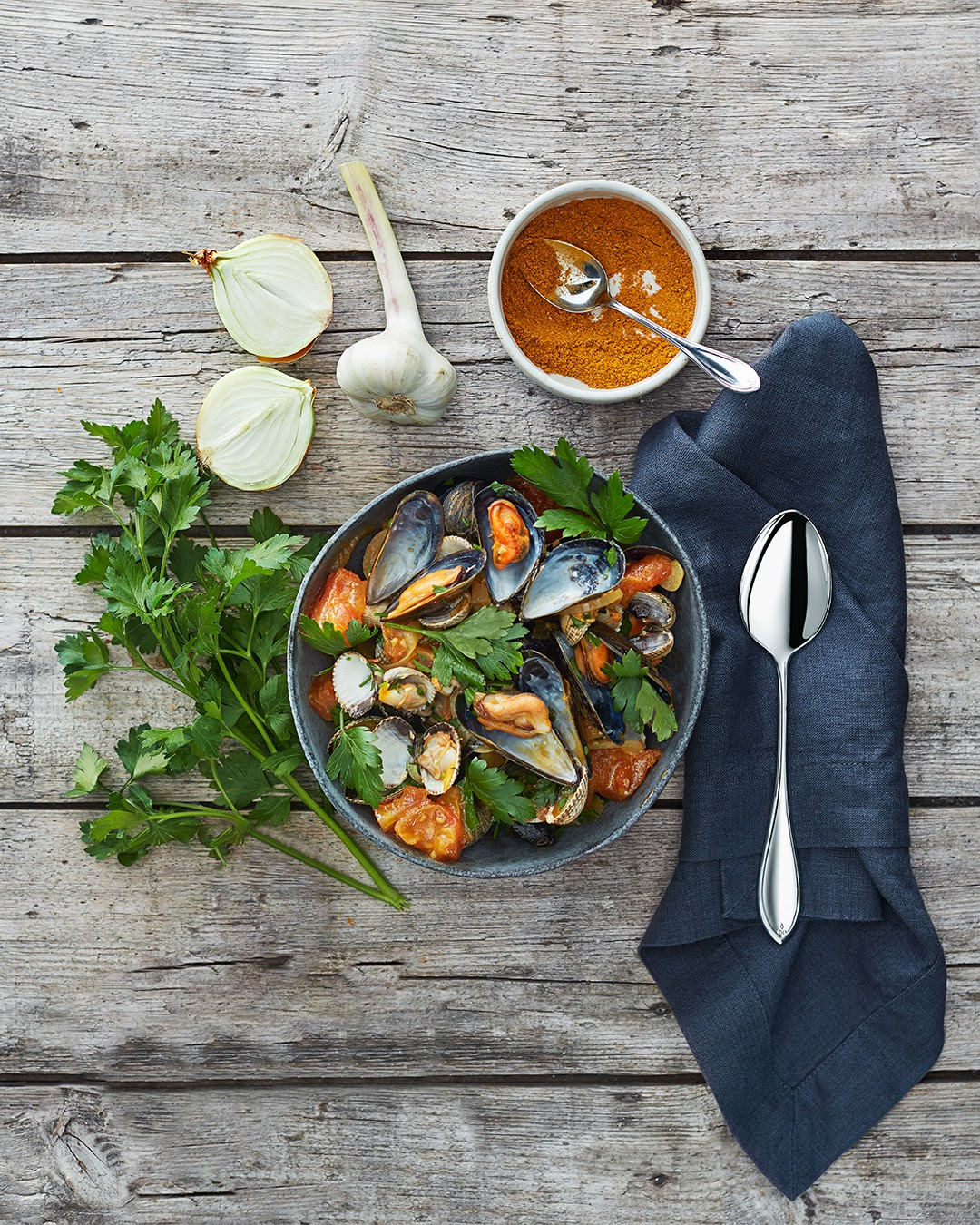 Cucchiaio a tavola, non solo per zuppe e minestre