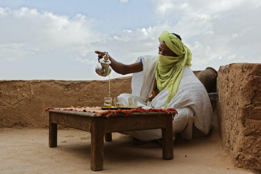 Tuareg rito tè