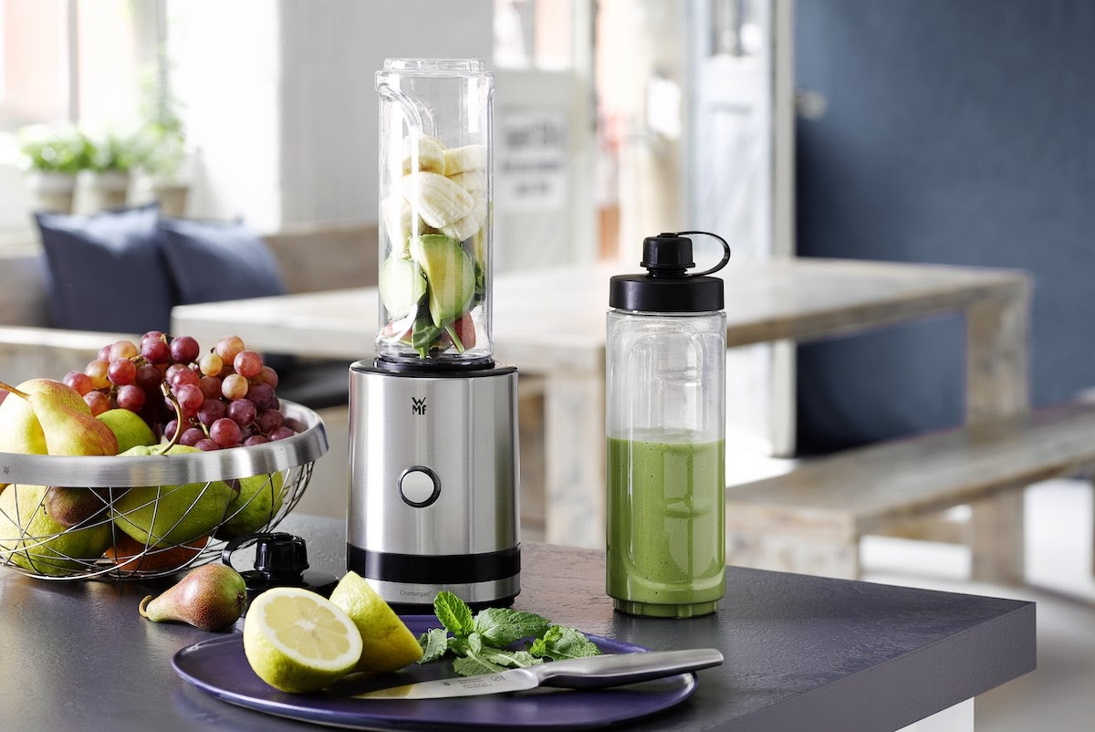 Smoothie To Go KITCHENminis: il frullatore amico dell'ambiente