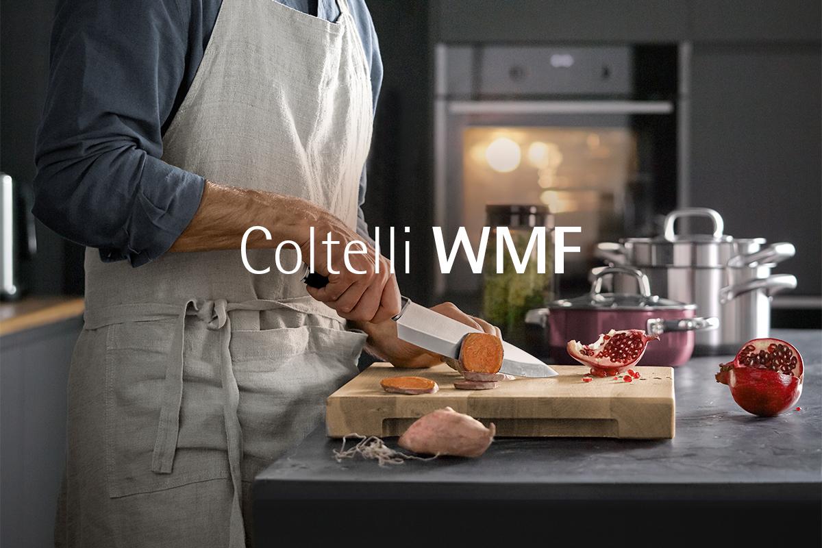 La produzione di coltelli WMF a Hayingen