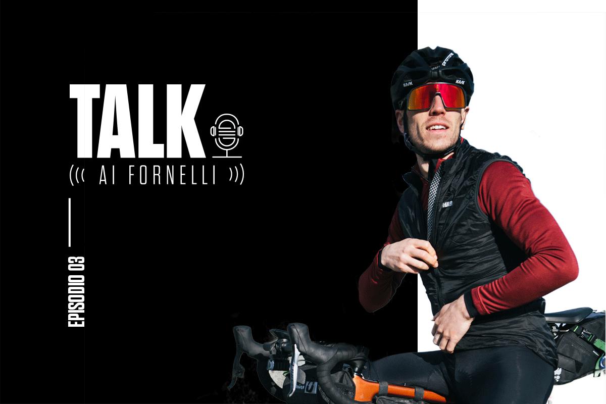 Talk Ai Fornelli: le avventure in bici dei Rolling Dreamers