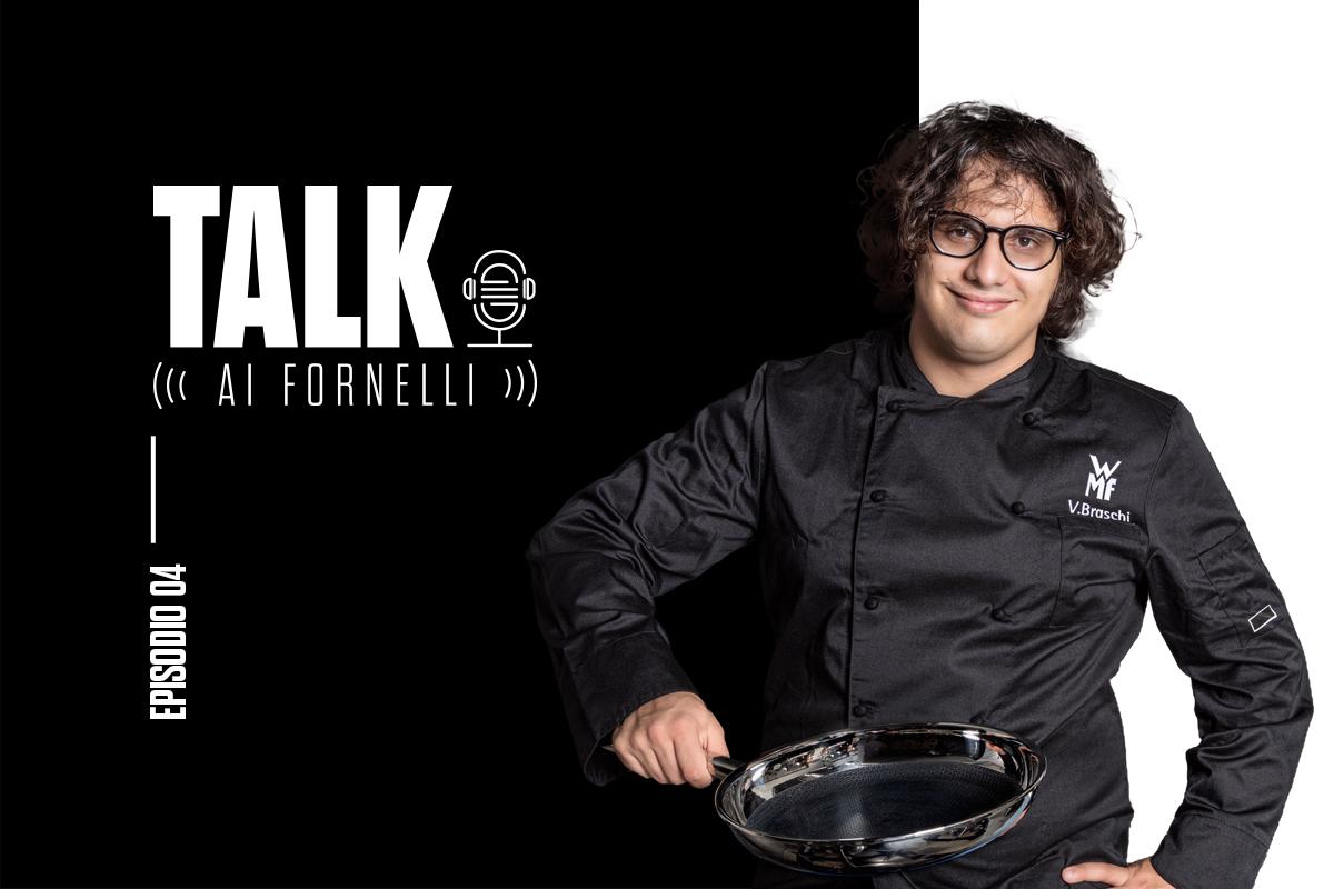 Talk Ai Fornelli: a Braschi non far sapere quanto è buono il formaggio con…